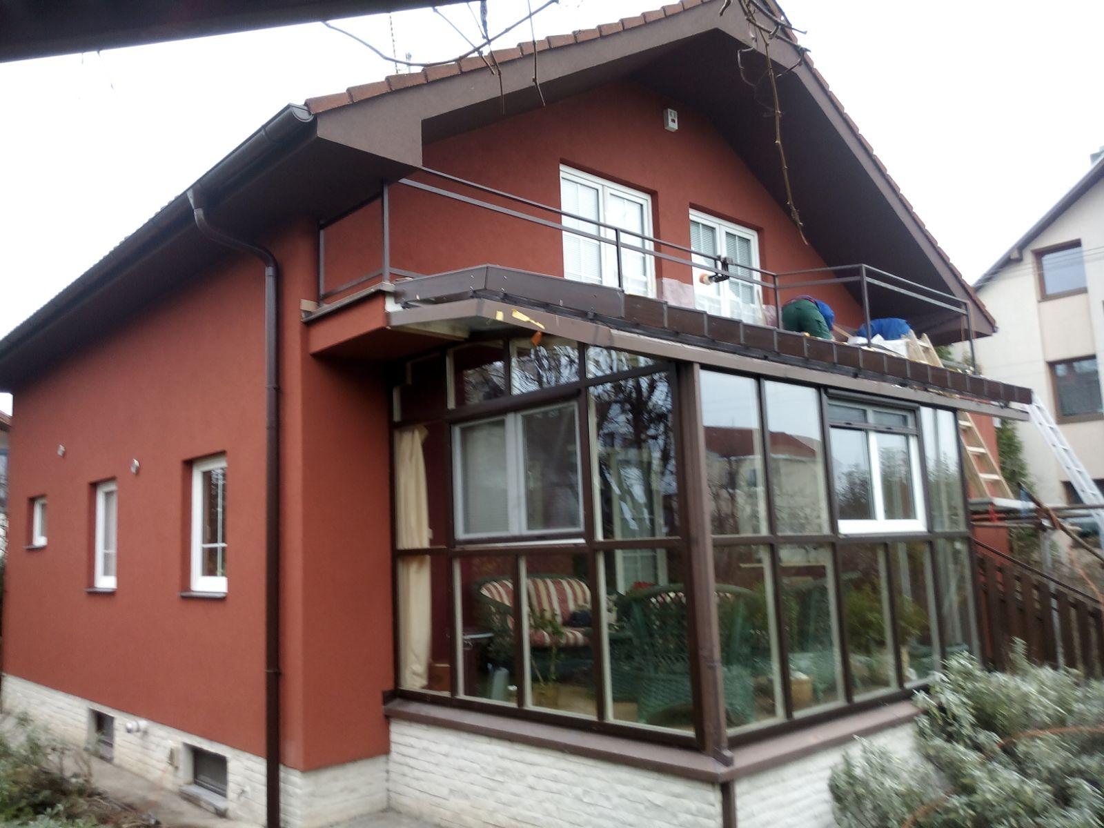 2 Oprava fasády Hovorčovice