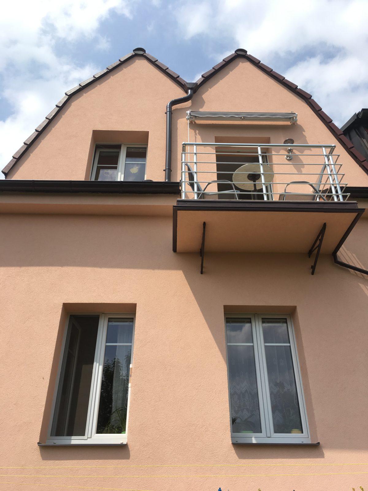 rekonstrukce domu praha 4
